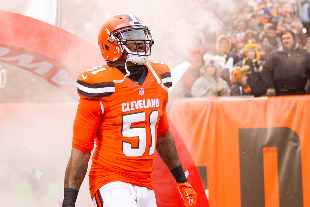 Patriots Sign Jamie Collins