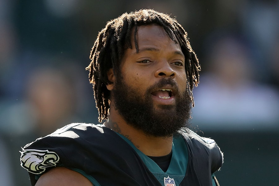 Michael Bennett Compares Tom Brady, Bill Belichick To 'Star Wars' Characters