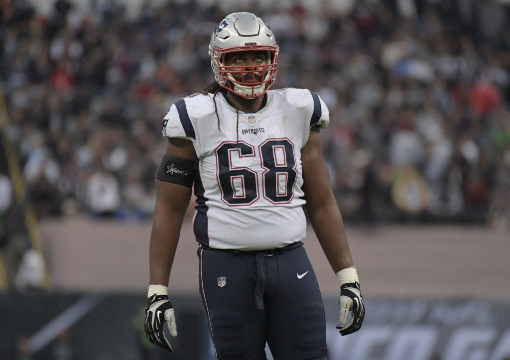Patriots lose offensive tackle LaAdrian Waddle to Bills