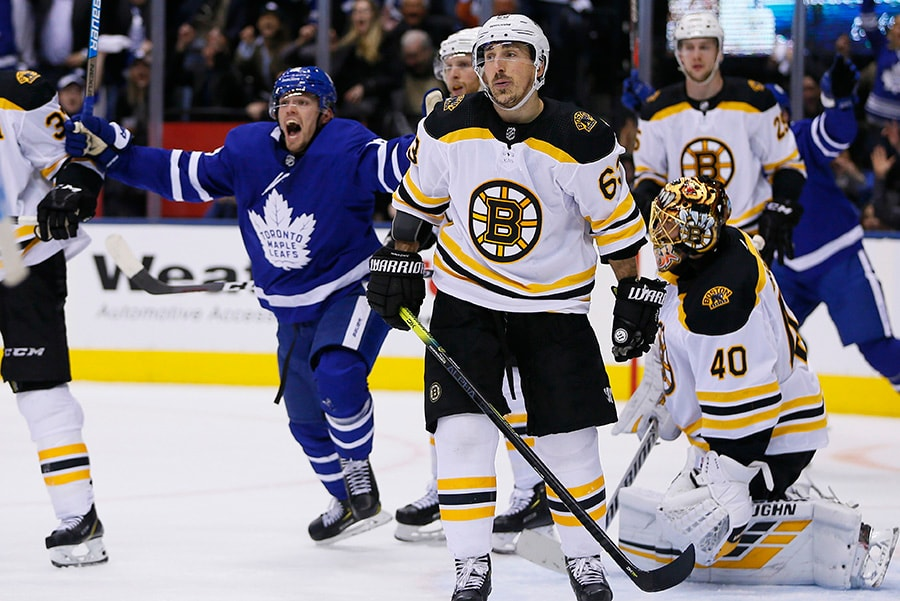 Kadri suspended for remainder of 1st round for cross-check on DeBrusk