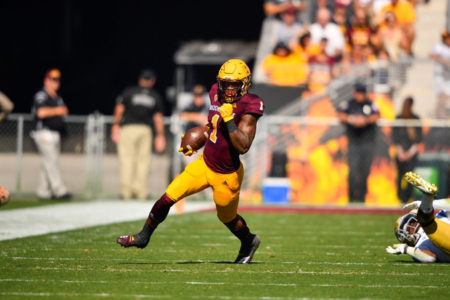 Clicking with Tom Brady won't be an issue for N'Keal Harry, says ex- coach