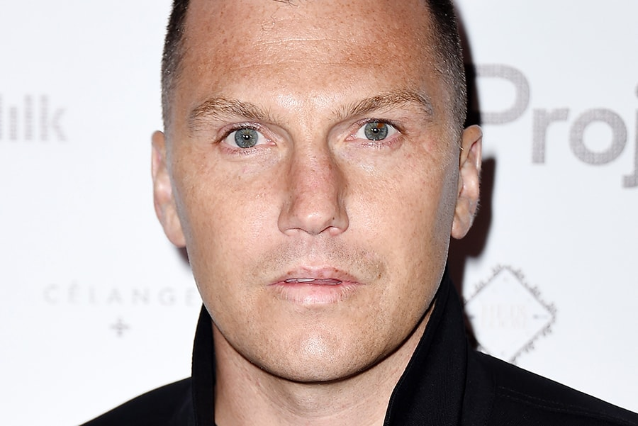 NEW YORK, NY - JUNE 08: Sean Avery attends A Love Affair With World Oceans Day at Milk Studios. (Photo by Nicholas Hunt/Getty Images)