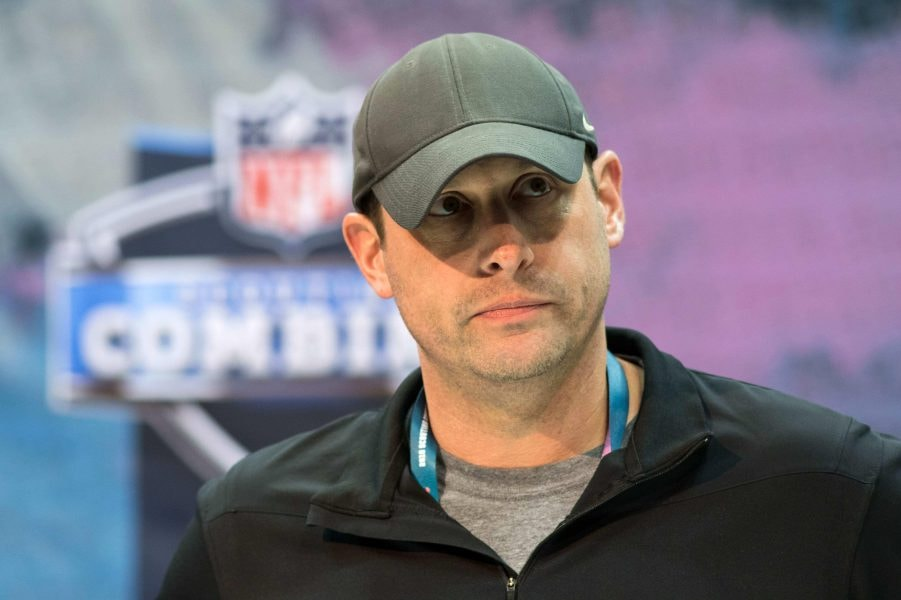 Jets fire GM Mike Maccagnan, head coach Adam Gase takes over personnel on interim basis