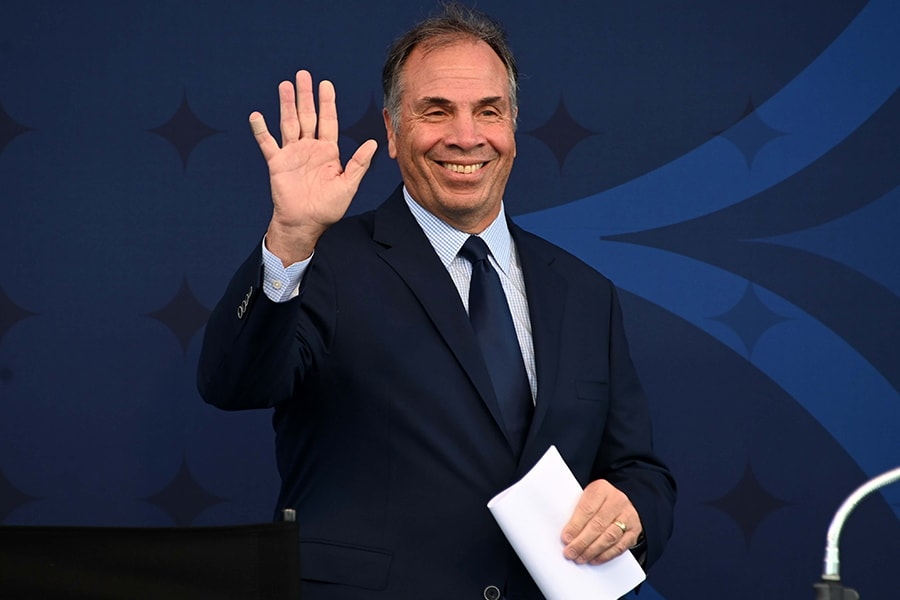 Bruce Arena appointed New England Revolution head coach and sporting director