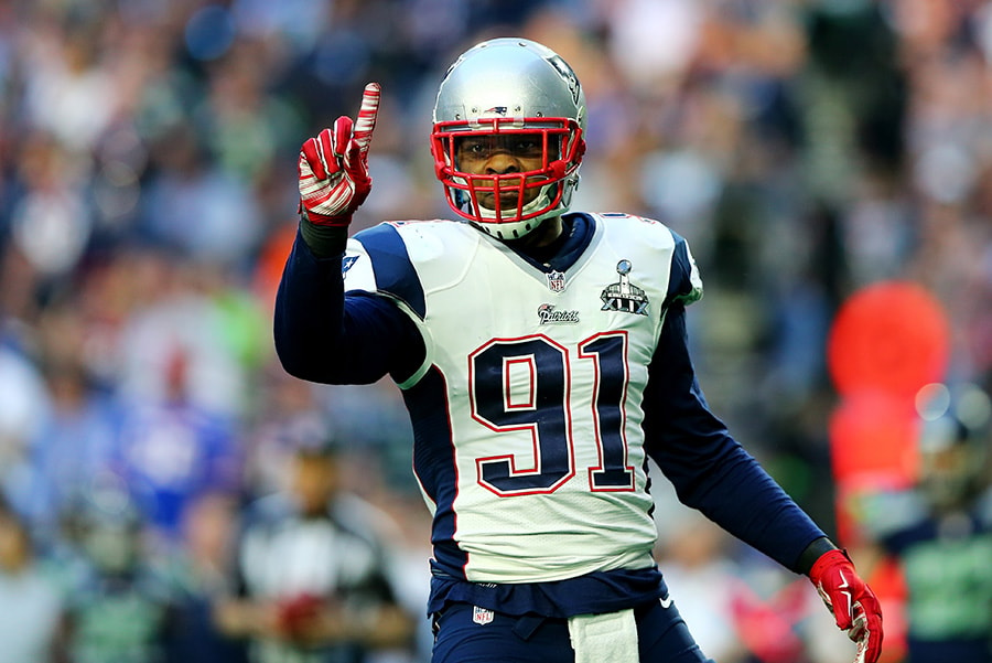 Jamie Collins gets just $250K guaranteed in free-agent deal with Patriots