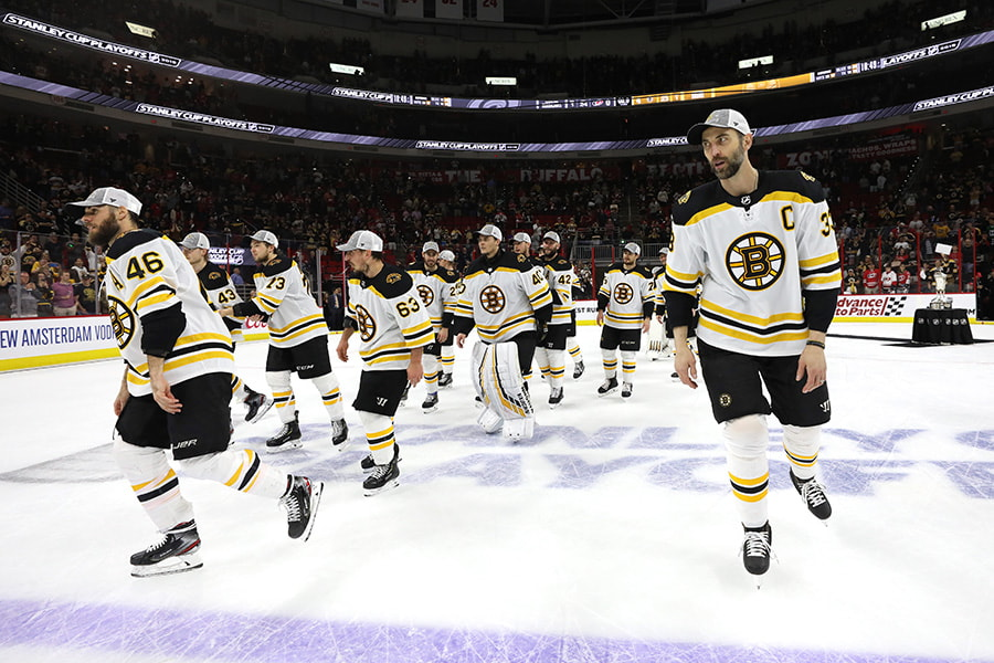 Cassidy: 'No issues' for Zdeno Chara in successful return to Bruins practice