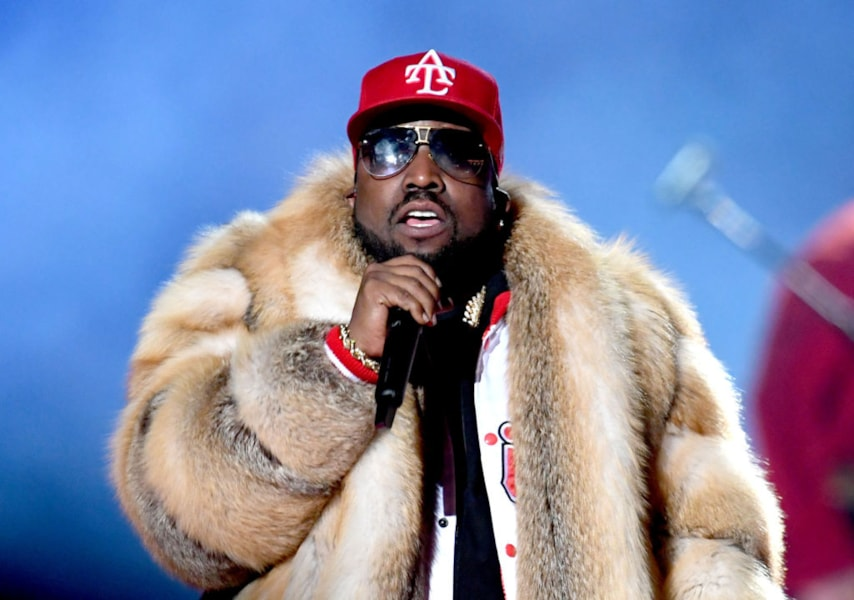 """Along with Mase, Big Boi also celebrated the 2019 graduates of the Ron Clark Academy in Atlanta. He has been a proponent of kids using their talents as artists to improve their lives.  """"Everyone knows Big loves the kids. This is the work I love to do, inspiring these kids and letting them know they can do anything they dream,"""" he said."""