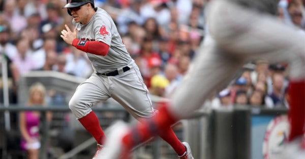 Red Sox survive early slugfest to beat Twins 9-4, win series in Minnesota