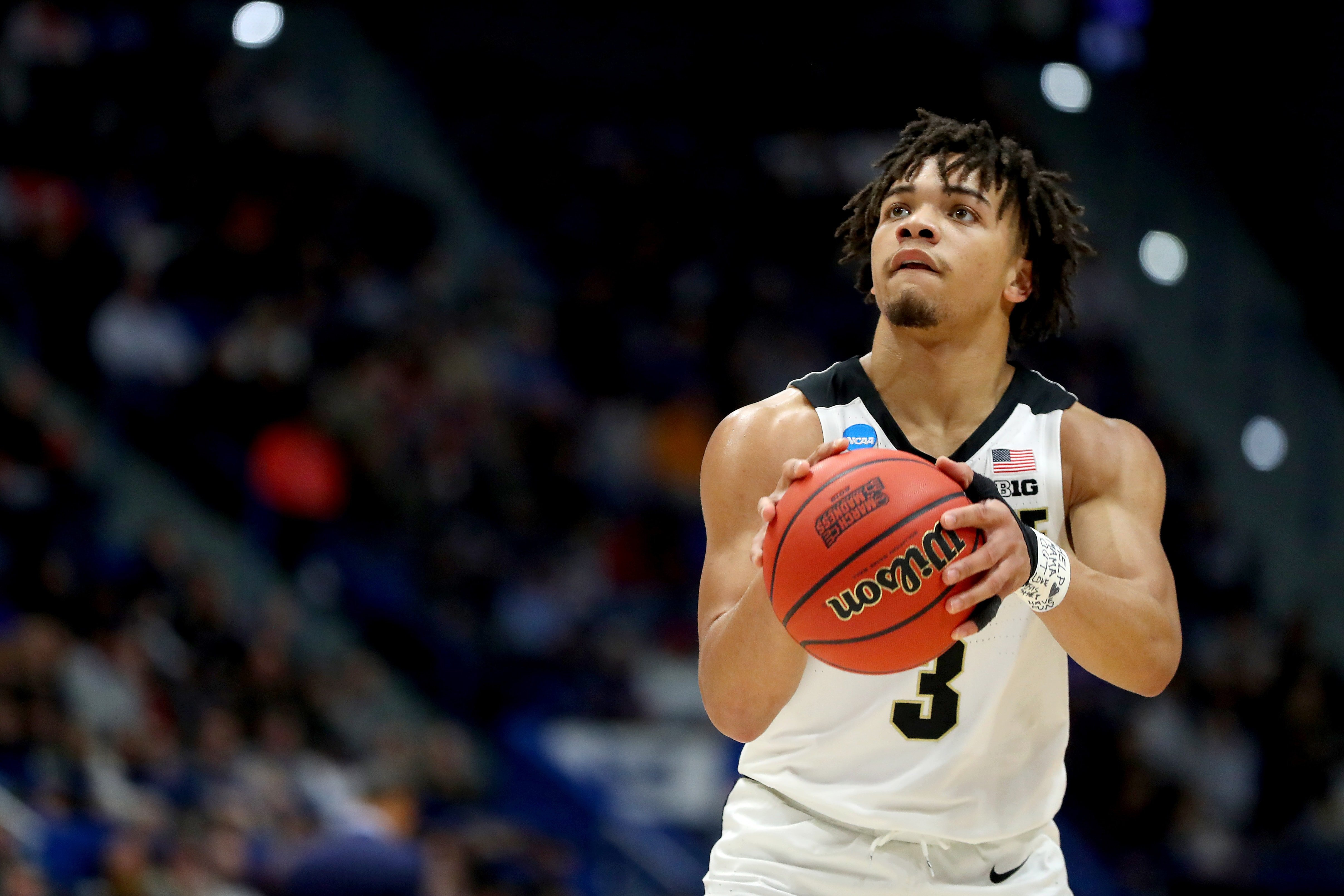 Purdue's Carsen Edwards drafted by Celtics with No. 33 overall pick