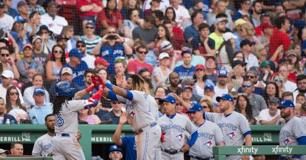 Red Sox bullpen blows 5-run lead in 8-7 loss to lowly Blue Jays