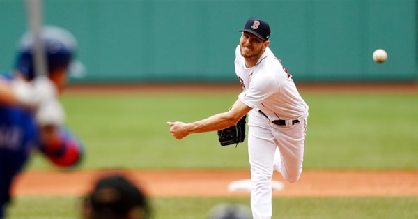 Chris Sale strikes out 12, Rafael Devers hits 19th homer as Red Sox top Blue Jays 5-0