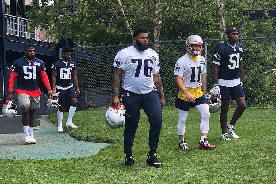 Patriots Training Camp: The 10 biggest questions facing the team in 2019