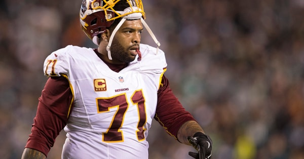 Redskins still don't appear willing to trade LT Trent Williams