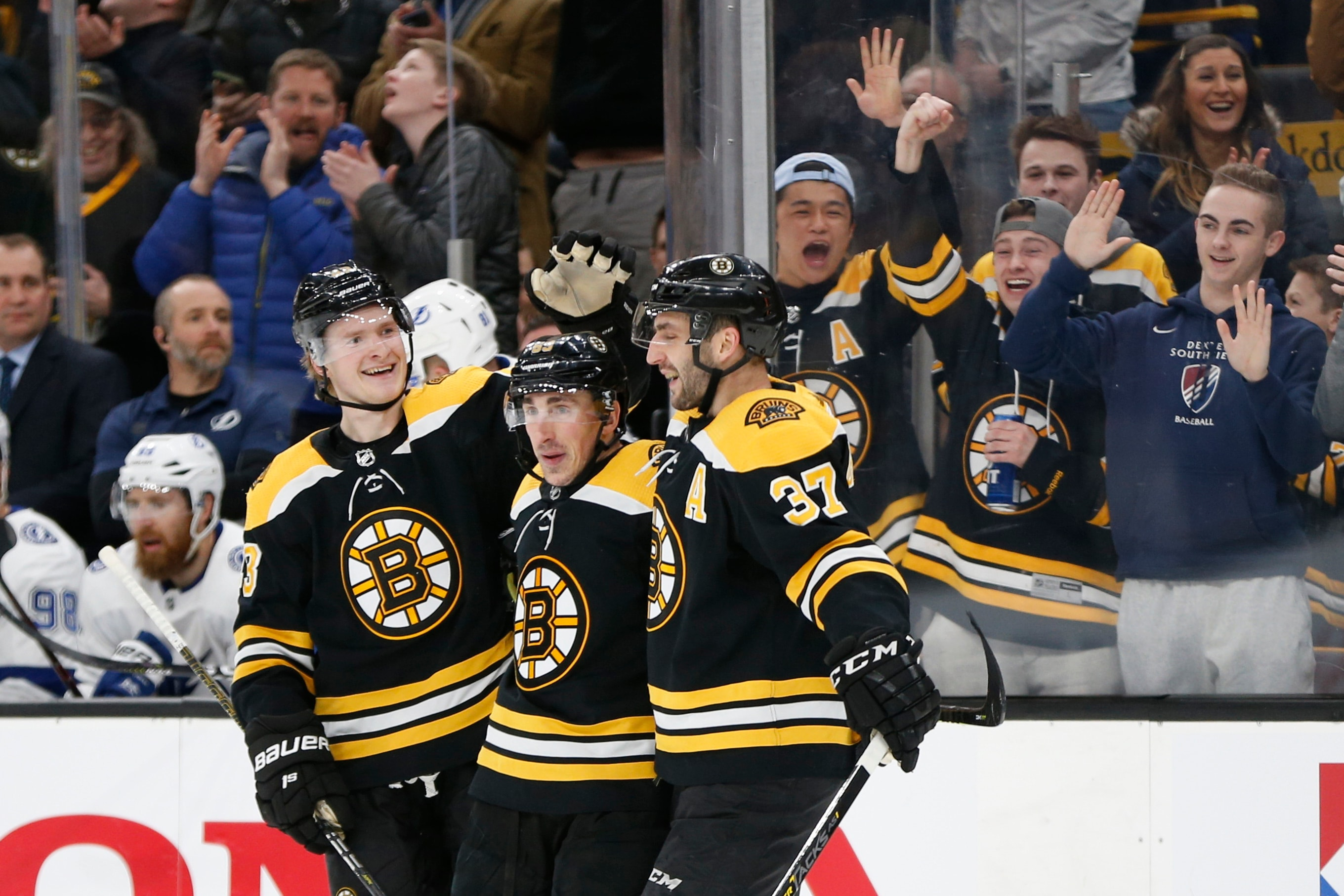 Bruins roster projection, version 1.0: How do they fit all these forwards in the mix?