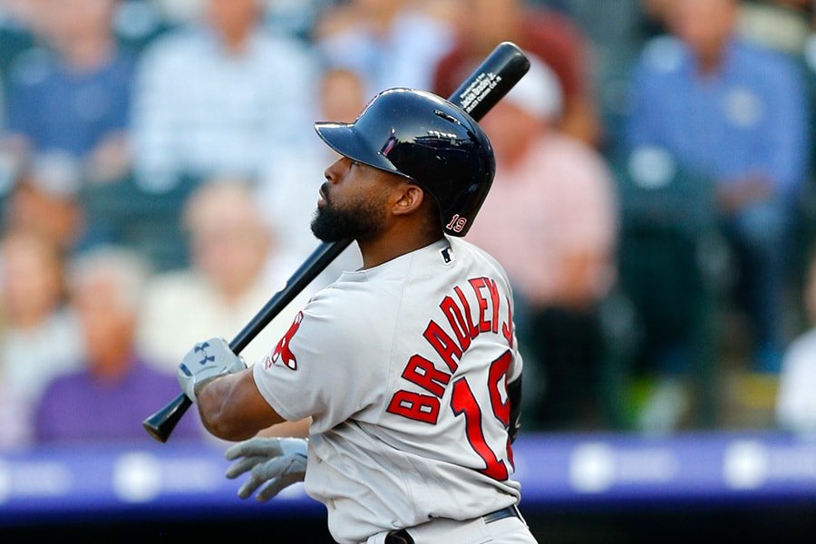 Report: Red Sox talked about Jackie Bradley trade with Reds last year