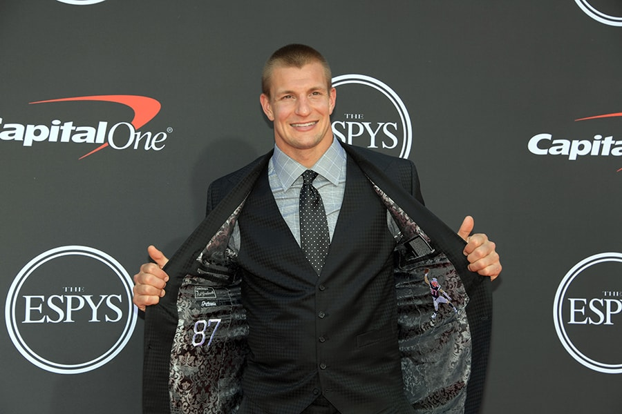 Gronk to appear as regular analyst on FOX NFL Sunday