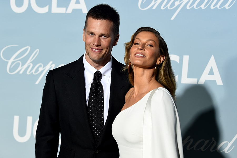 Brady puts MA home up for sale
