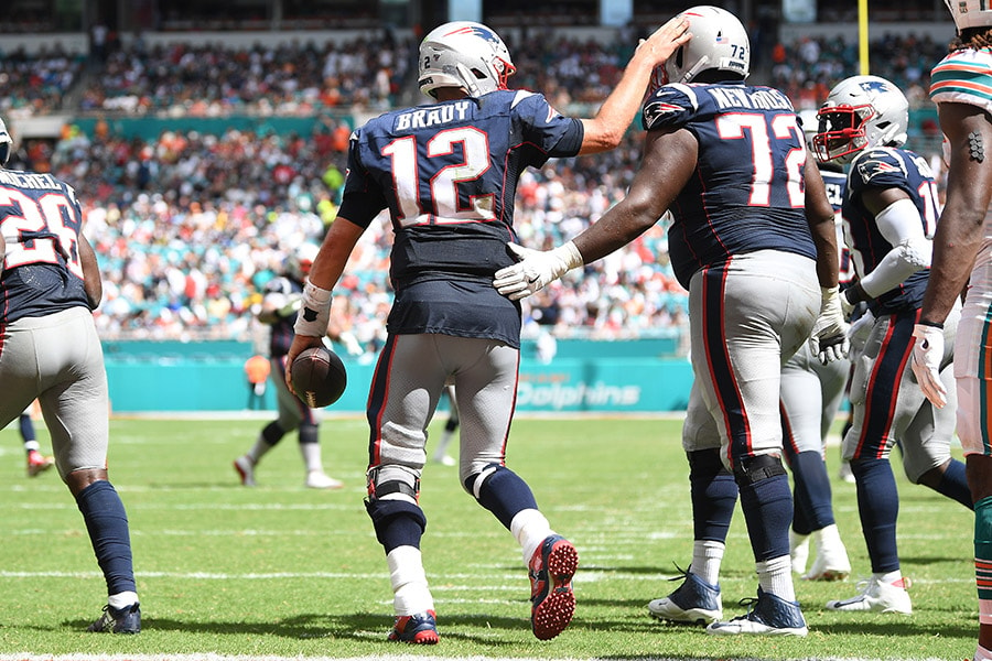 4 Things we have to hope the Patriots just kinda figured out after the bye week