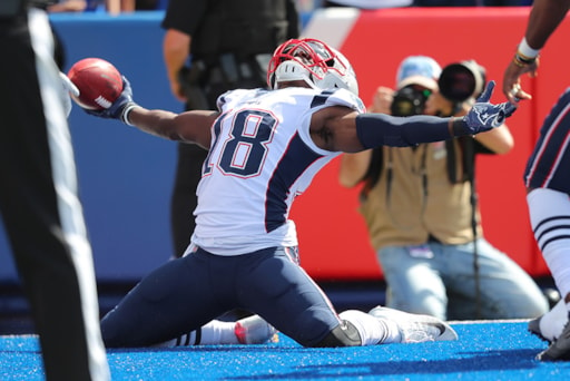 Patriots re-sign special teams ace Matthew Slater to two-year deal