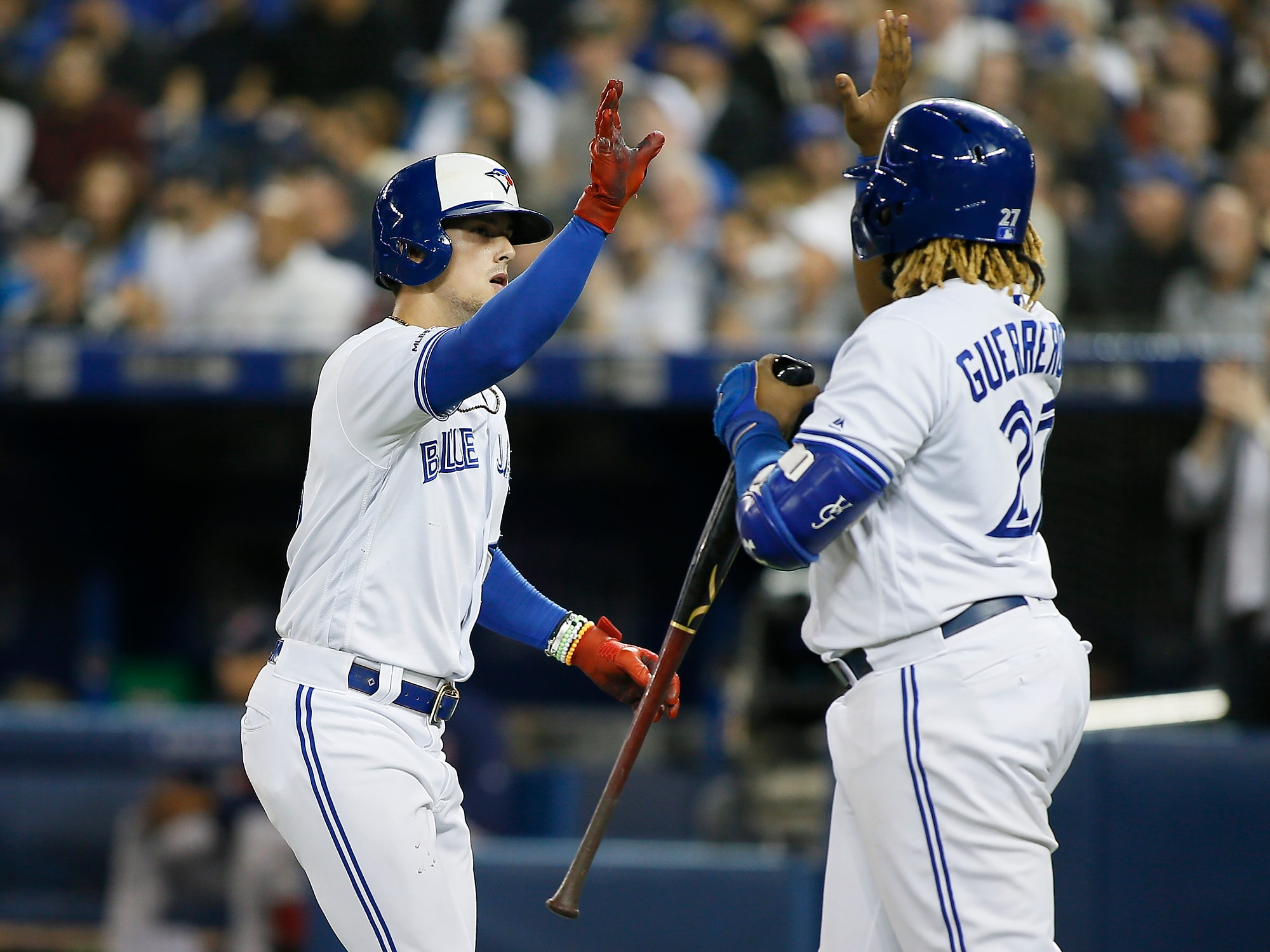 Tellez homers, Toronto beats Boston to end 7-game skid