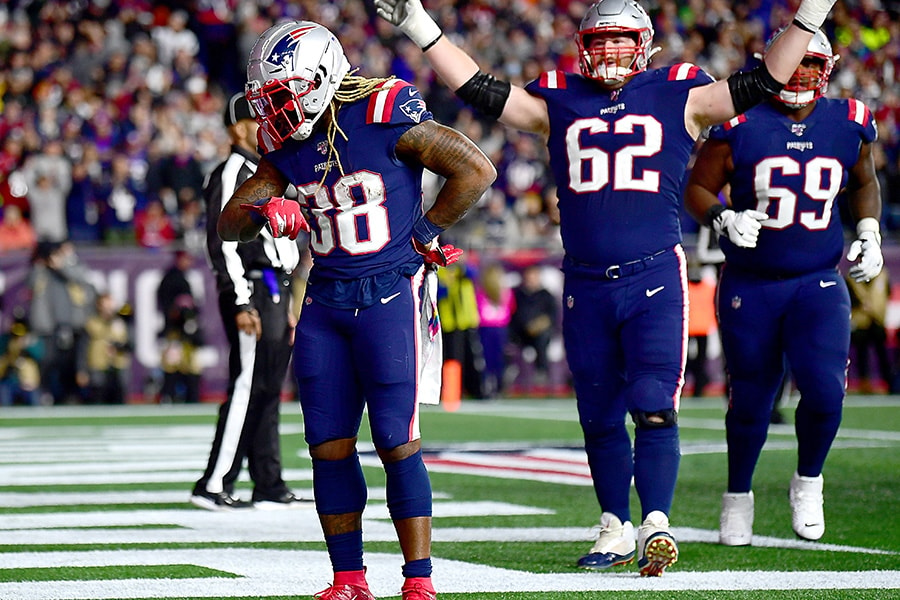 Patriots Rise & Fall: The biggest ups and downs from a 35-14 win over the Giants