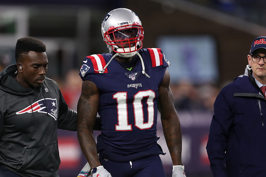 Notes from Foxboro: Ben Watson happy to be back with Patriots after uncertainty