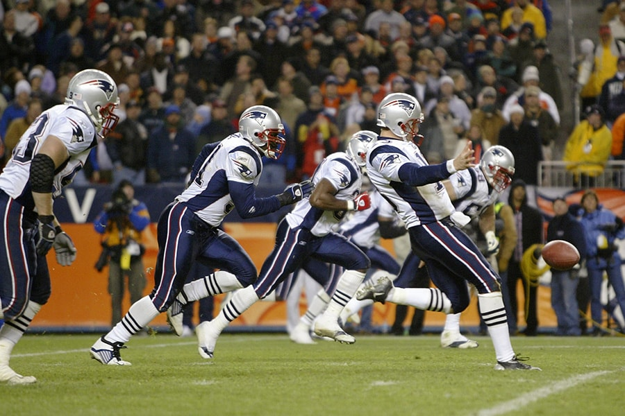 Belichick 20/20: Lonie Paxton's intentional safety makes 2003 win over Broncos an instant classic