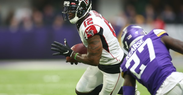 Report: Patriots acquire WR Mohamed Sanu from Falcons