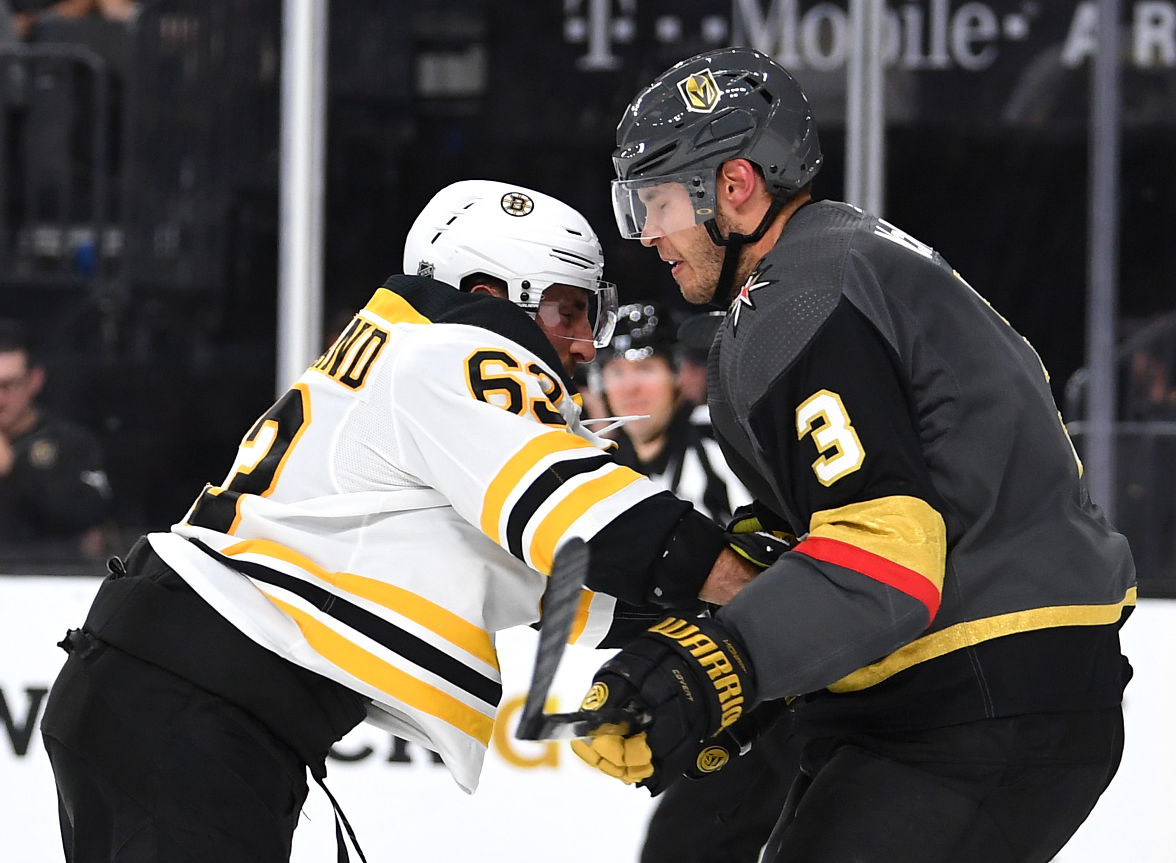 Bruins-Golden Knights continue to create fantastic matchups