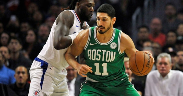Enes Kanter exposes how terrible the Turkish media is at censoring him