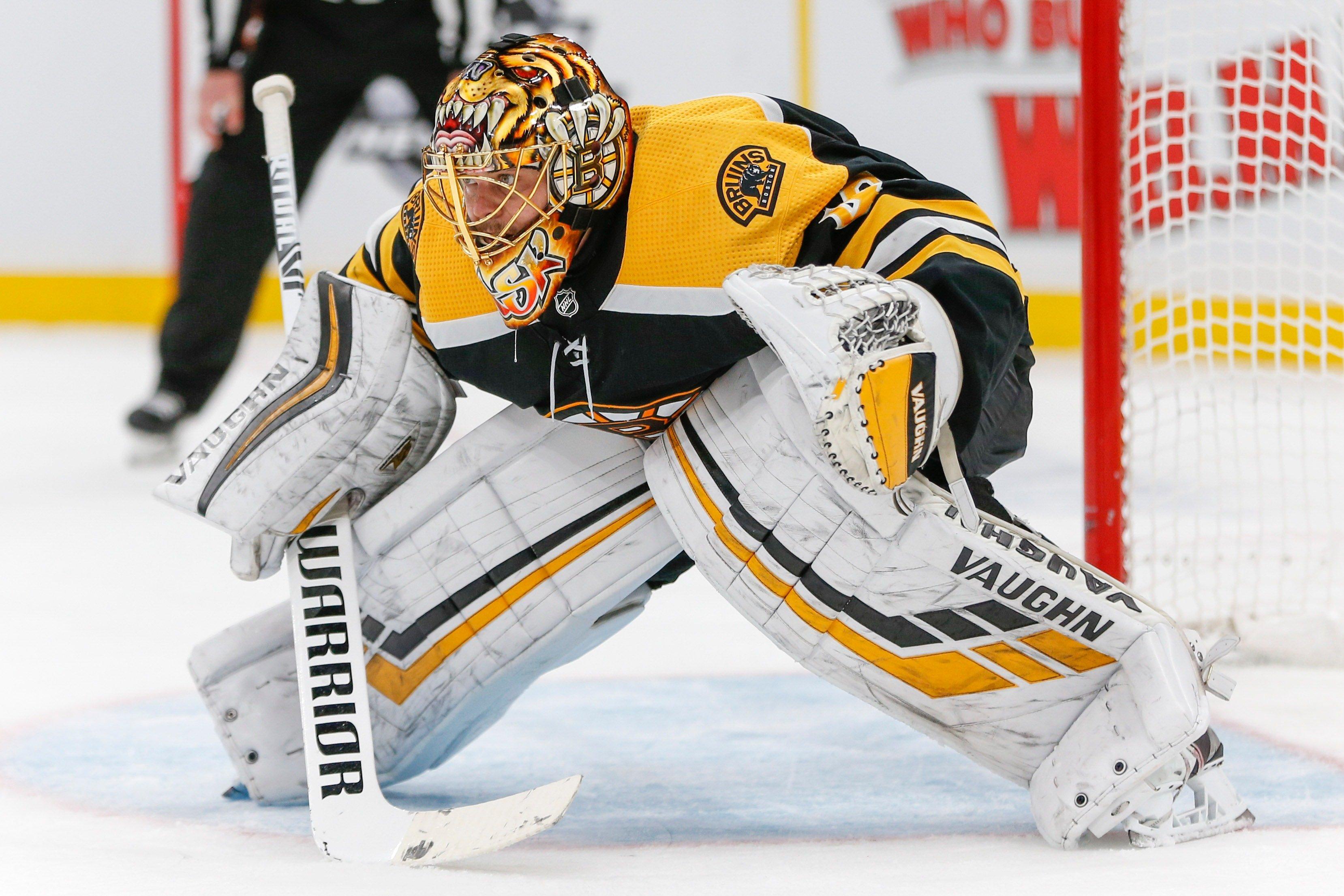 Bruins goalie Tuukka Rask placed on injured reserve
