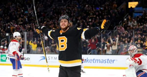 David Pastrnak set to participate in NHL 'Shooting Stars' challenge