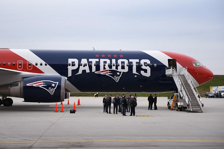 Jonathan Kraft talks Patriots' efforts to bring surgical masks to America