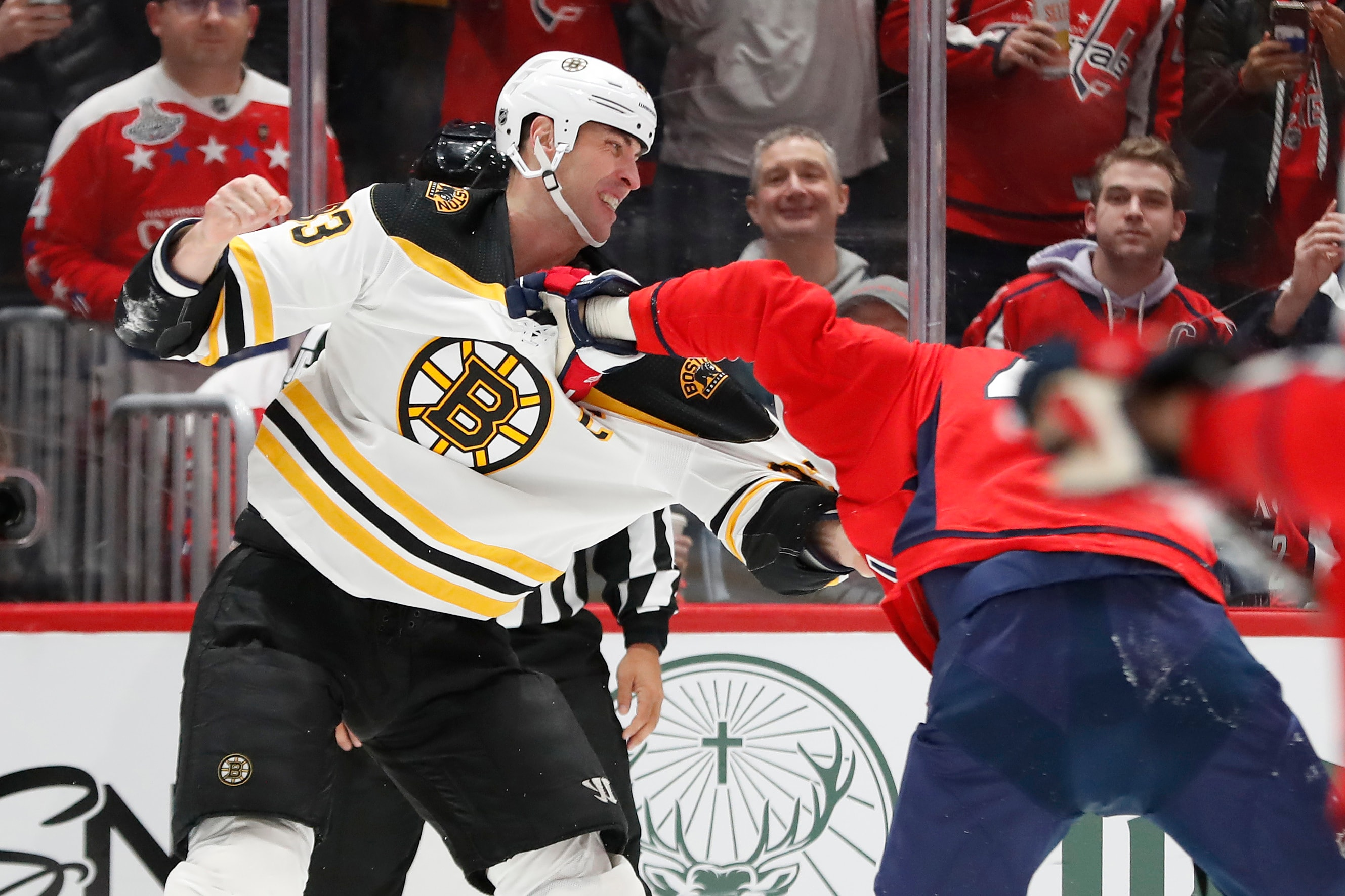 Even in loss, Bruins show signs of trending upwards