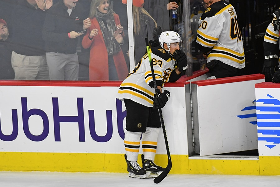 Brad Marchand speaks the truth: Bruins blew it vs. Flyers well before shootout gaffe