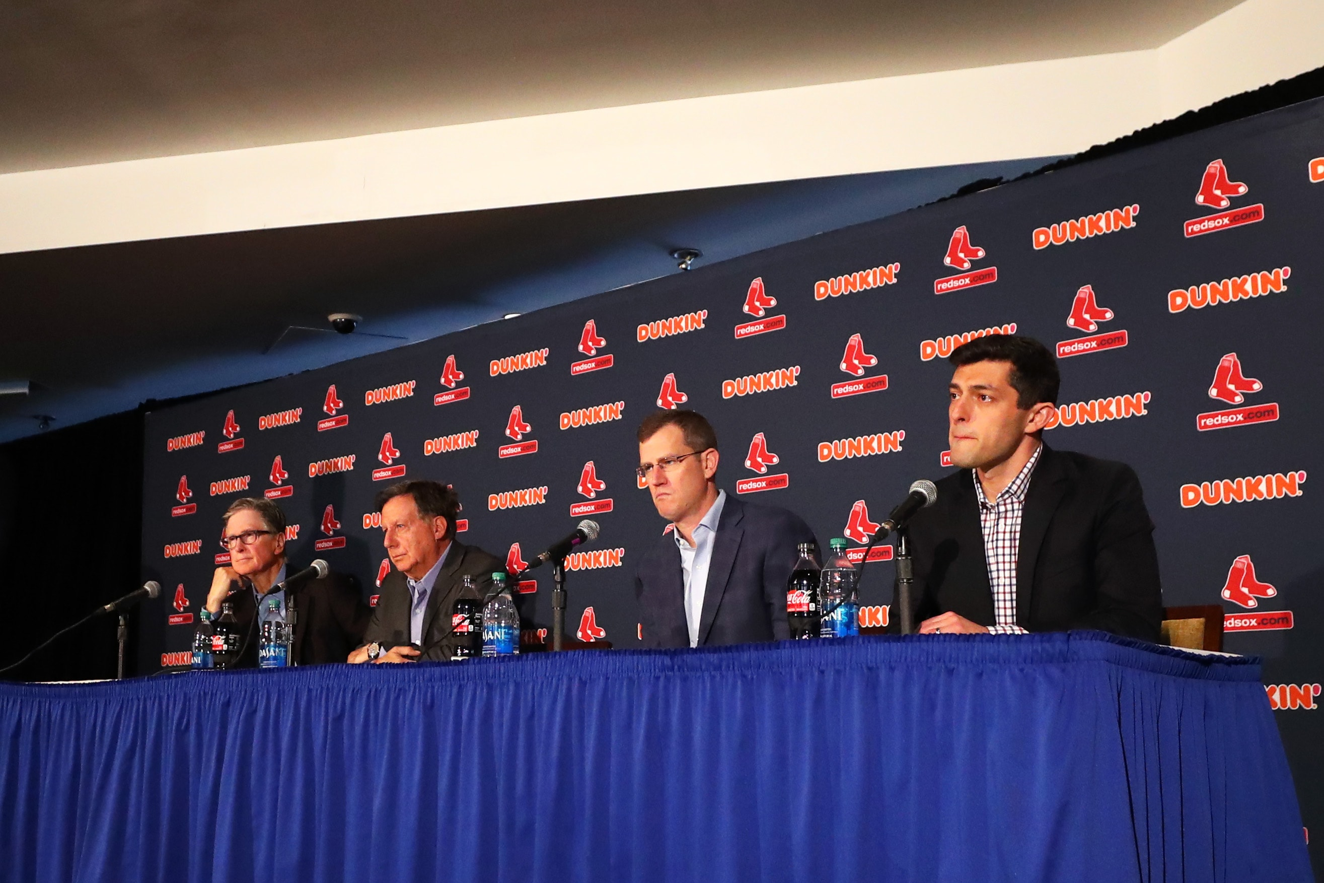 Red Sox will likely begin manager search with internal candidates