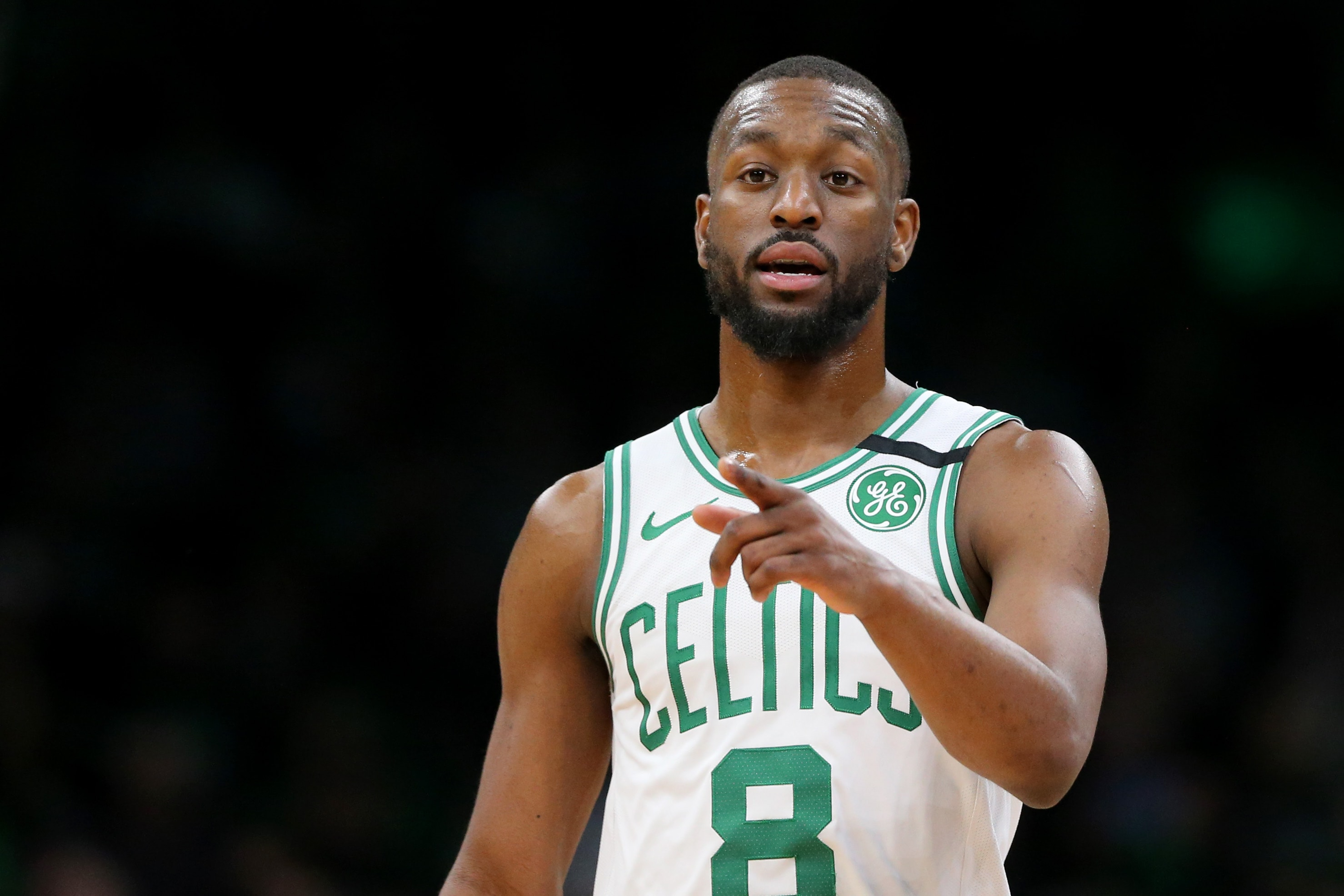 Kemba Walker says Celtics' struggles start with him: 'I just have to be better'