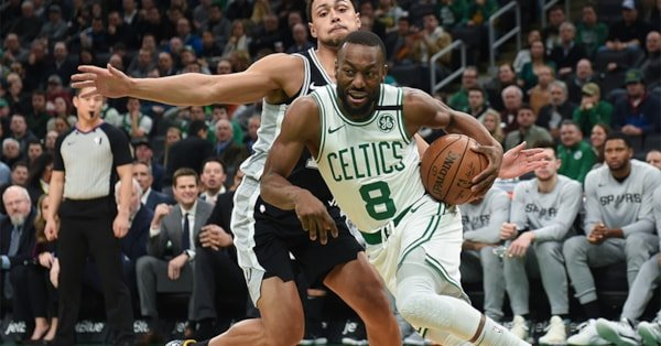 Celtics get blown out by Spurs, drop second straight game 129-114