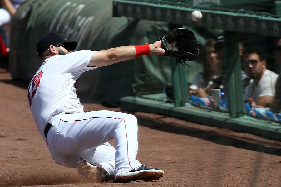 Mitch Moreland coming back to Red Sox on one-year deal