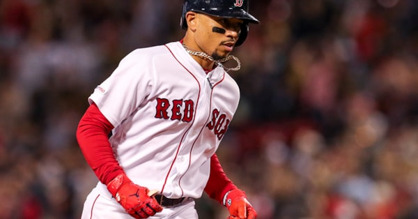 Language around a possible Mookie Betts trade is getting stronger