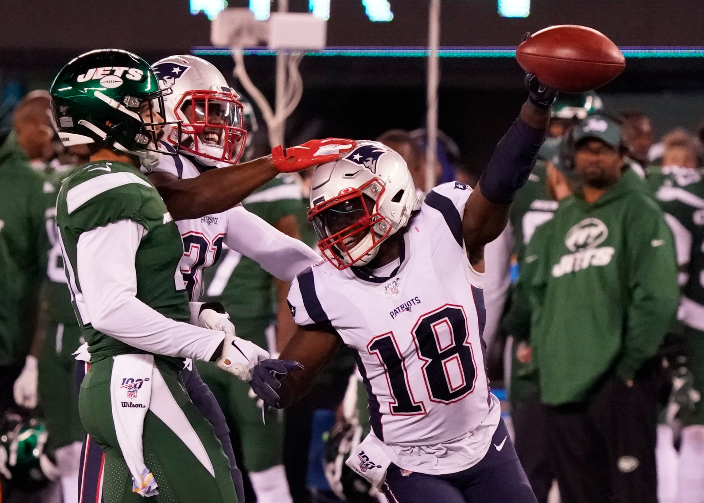 Matthew Slater hoping to return to New England in 2020