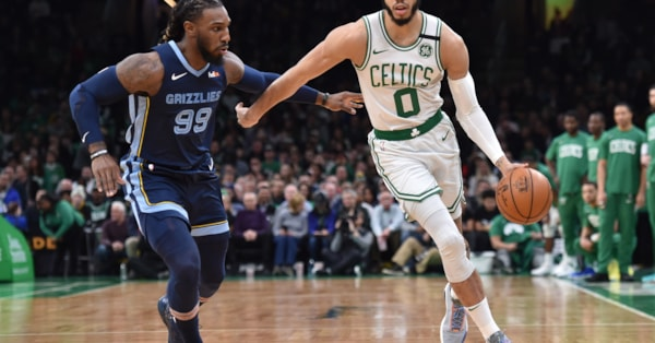 Jayson Tatum and Jaylen Brown questionable, Enes Kaner out Friday night