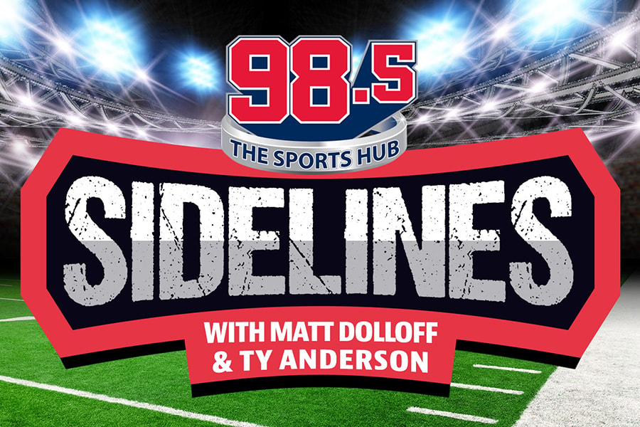 On this episode of the Sports Hub Sidelines podcast: rambling on the new NHL reverse retro jerseys, and the latest on the Patriots' season.