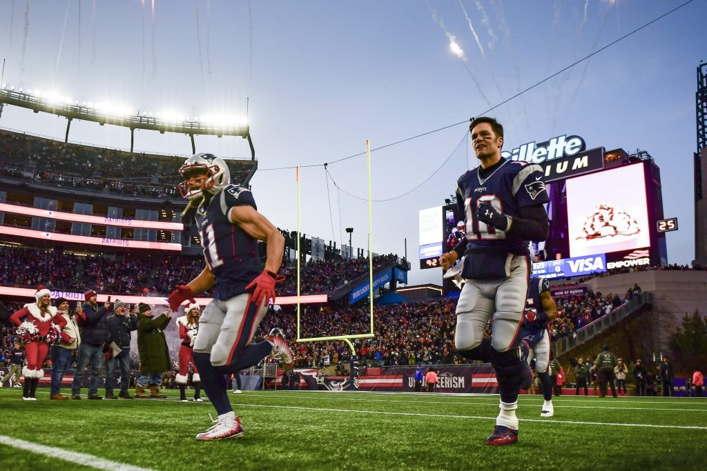 Julian Edelman shares thoughts on Tom Brady's departure for first time