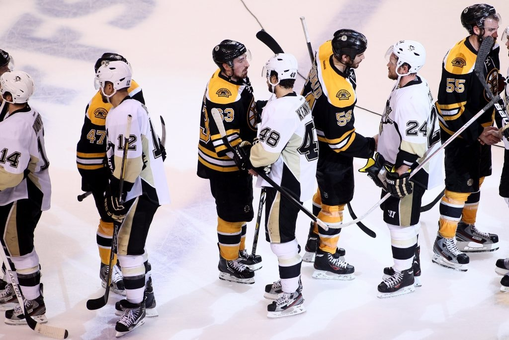 Ranking every Bruins playoff series of last decade