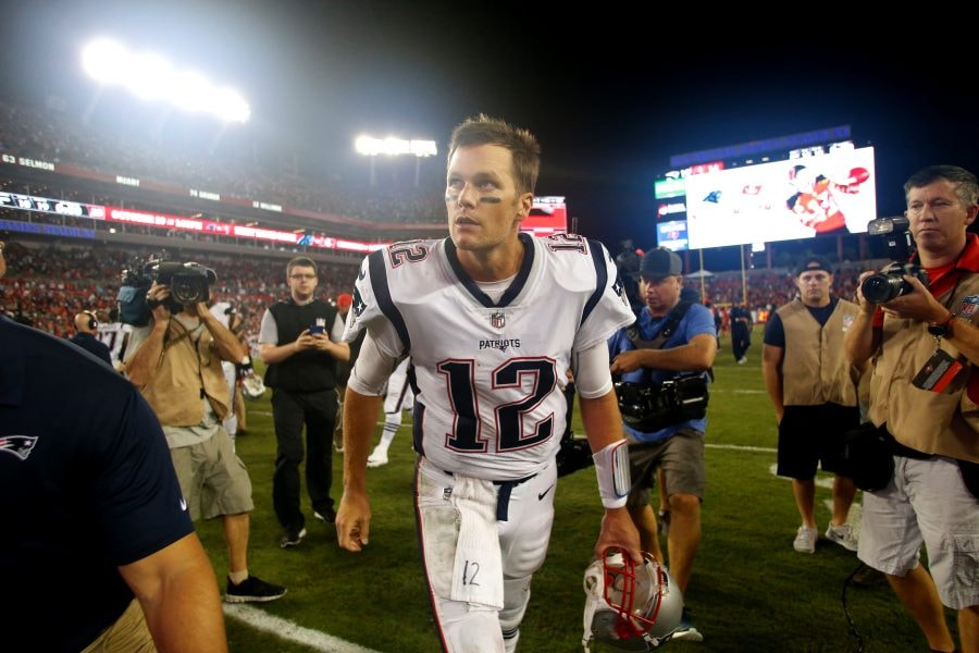 Tom Brady Sr. says his son will be 'reinvigorated' after things got 'a tad bit boring' in New England