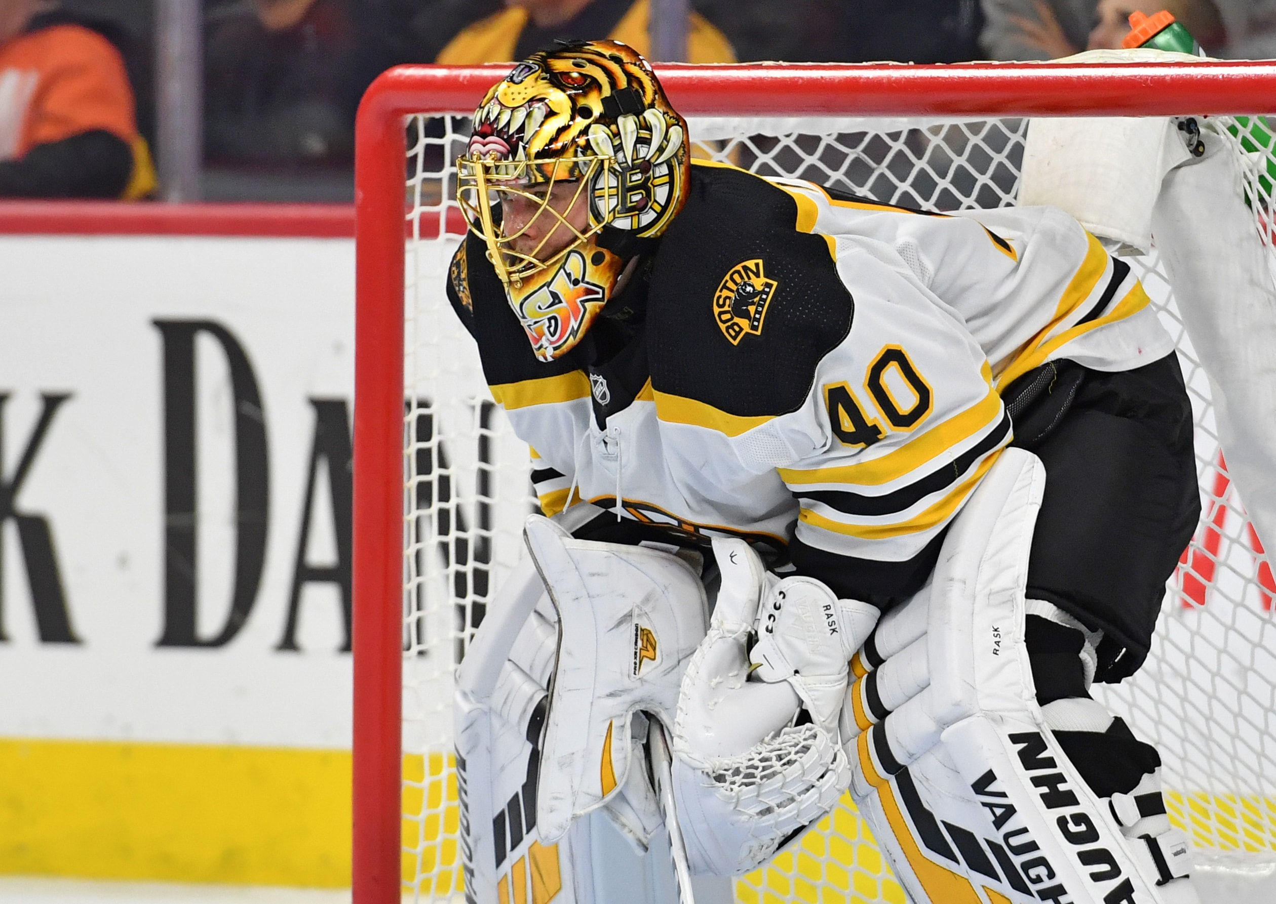 Bruins' Rask: Retiring after contract expires 'a possibility'