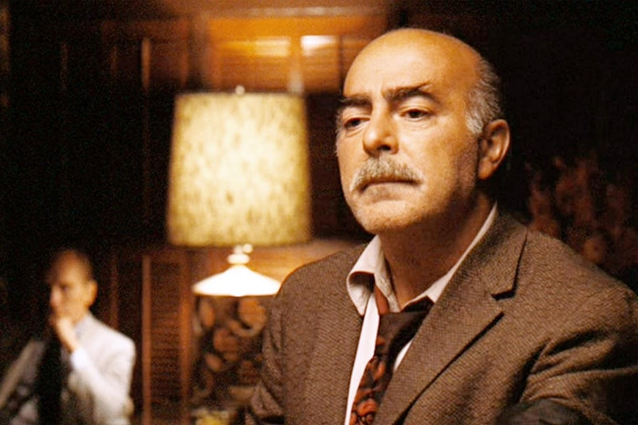 "Michael V. Gazzo as Frank Pentangeli in ""The Godfather Part II"". (Paramount Pictures)"