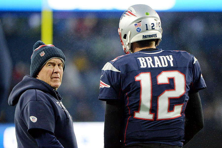 Tom Brady was reportedly 'Belichick'd out' after 20 years with Patriots