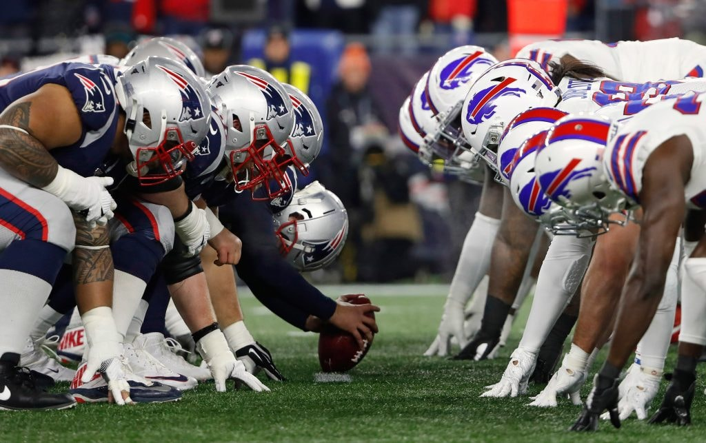 Bills GM says Patriots are still team to beat in AFC East